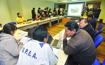 UPEA rompe el diálogo y anuncia más protestas
