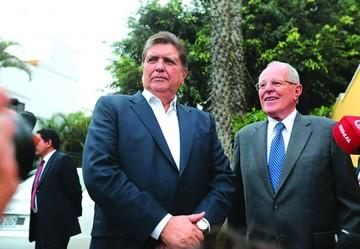 Perú investiga a tres ex presidentes por cohecho