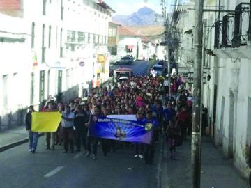 Continúan los bloqueos en el Don Bosco