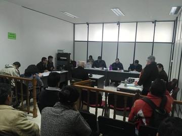 Tico Lozada pide cesación de detención preventiva