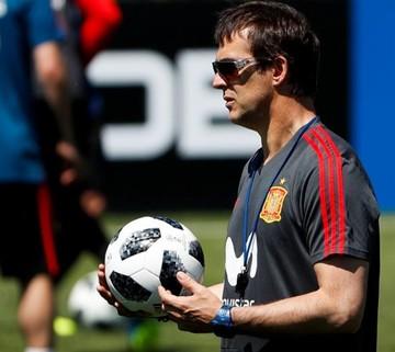 Julen Lopetegui será el nuevo DT del Real Madrid