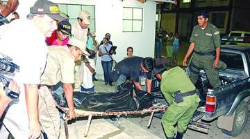 Terrorismo II: Suspenden audiencia para 30 de julio
