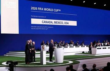 México, Canadá y Estados Unidos organizarán el Mundial de 2026