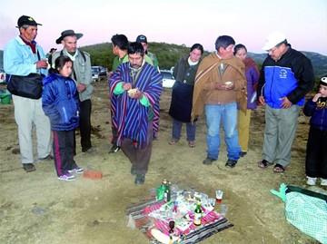 Chuquisaca afina detalles para el nuevo año andino