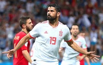 """Costa: """"Merecimos ganar el partido y nos vamos con una sensación rara"""""""