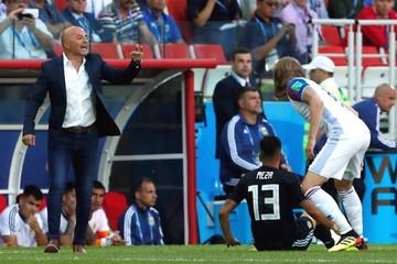 Rusia 2018: Argentina empata 1-1 con Islandia