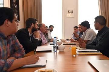 Morales y el equipo jurídico boliviano trabajan la contramemoria sobre el Silala