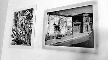 Berti Lemes activa su lente en blanco y negro