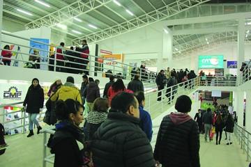 Feria sectorial cierra con éxito