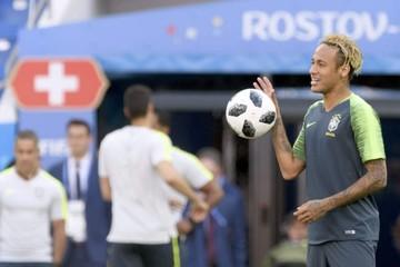 El turno de Neymar
