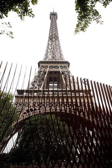 La Torre Eiffel se protege ante posibles atentados