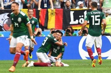 """Un México """"diabólico"""" hace historia y tumba a la campeona"""