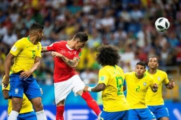 Brasil, otra favorita que tropieza