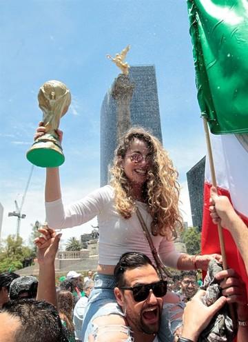 Peña Nieto felicita a selección por vencer a Alemania