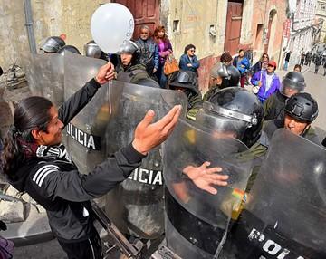 La universidad alteña inicia nueva semana de protestas
