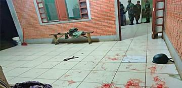 Un grupo armado asalta puesto militar en Pando