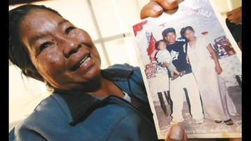 Esperan a ex reo que pasó más años en prisión