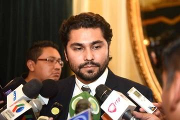 """Quiborax: Menacho dice que la denuncia de Mesa es """"incoherente"""" y que busca desviar la atención"""