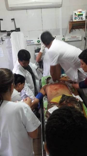 San Matías: Pobladores enardecidos queman comisaría por muerte de joven
