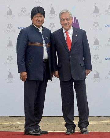 Morales retruca a Piñera sobre el Silala en disputa