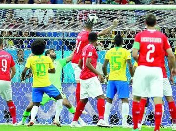 Brasil plantea reclamo a la  FIFA por el VAR