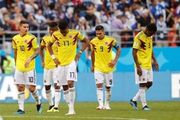 Japón oscurece el debut de Colombia en Rusia