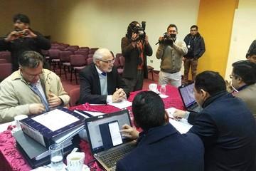 Quiborax: Mesa pide rechazo a proposición acusatoria en su contra