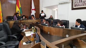 Alcalde presenta informe ante dudas sobre el CADI