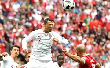 Portugal 1-0 Marruecos: CR7 vuelve a alegrar a los portugueses