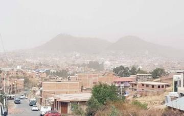 Casi medio millar de familias fueron afectadas por fuertes vientos en Chuquisaca