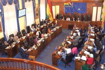 Cámara de Senadores sanciona ley que incrementa Bs 70 millones al presupuesto de la UPEA