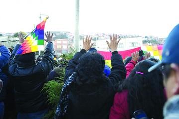Bolivia recibe con ritos otro Año Nuevo Andino