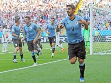 Uruguay rumbo a octavos