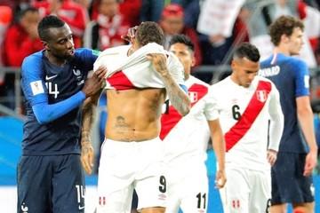 Francia acaba con el sueño peruano con un triunfo ajustado