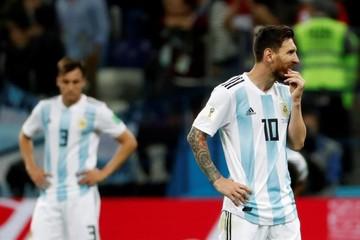 Caballero aprieta la soga a Argentina que cae goleada frente a Croacia