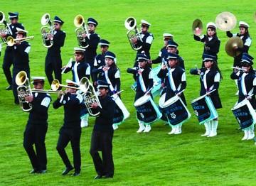 Festival de bandas reúne a 12 representantes del país