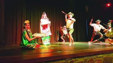 El nuevo show de Orígenes resume el carnaval orureño