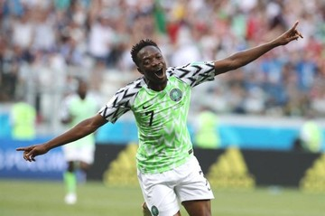Nigeria gana a Islandia y le ofrece a Argentina una revancha