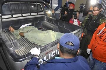 """Tres versiones señalan tráfico de armas luego de la muerte de """"Oti"""""""