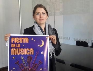 Diez grupos alegrarán hoy la XVI Fiesta de la Música