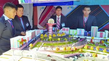 Plantean 32 proyectos urbanos para Sucre