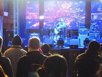 La Fiesta de la Música se impuso al frío sucrense
