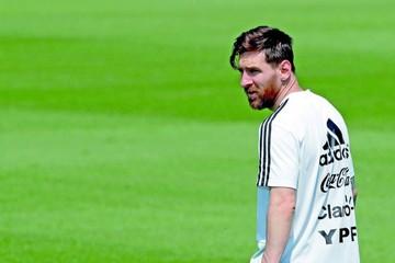 Un cumpleaños no tan feliz para Leo Messi