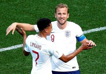 Inglaterra aplasta y elimina a Panamá