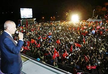 Turquía: Erdogan gana elecciones presidenciales
