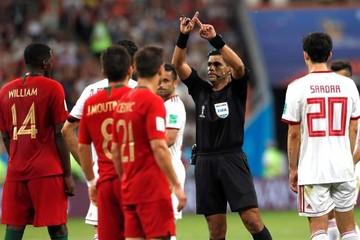 Irán empata de penal por el VAR y deja a Portugal segundo del grupo