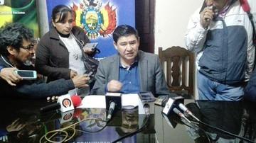 Senador llama a avanzar en firma de convenio para Ciudadela Judicial