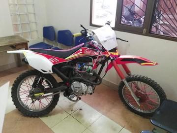 Diprove recupera 3 motos robadas en Alcalá y Sucre