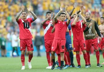 Perú se va bien  parado de Rusia