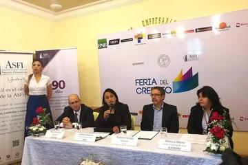 Entidades financieras invitan a la Feria del Crédito en Sucre